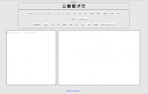 ابزار پیش نمایش کد ورژن2