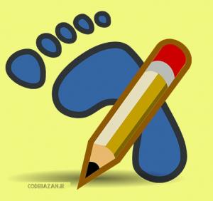 کد ایجاد پاورقی (foot notes)در سایت