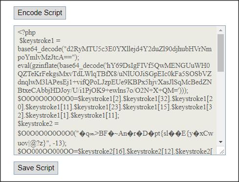 ابزار قفل کردن کدهای php