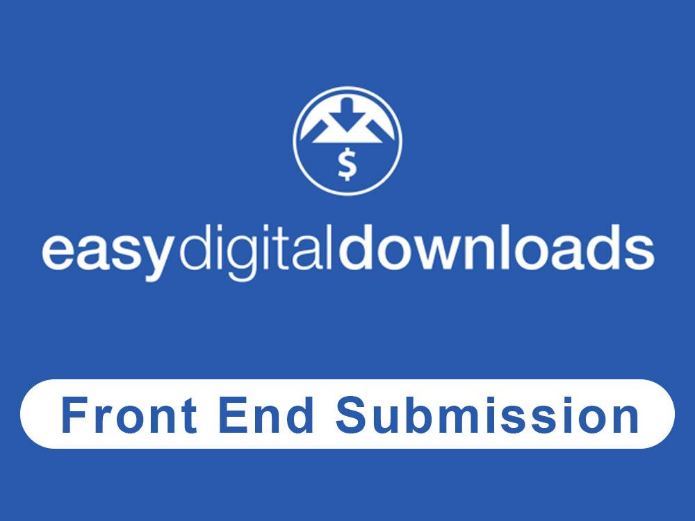 شورت کدهای افزونه Frontend Submissions یا افزونه چند فروشندگی eddfs ایزی دیجیتال دانلود